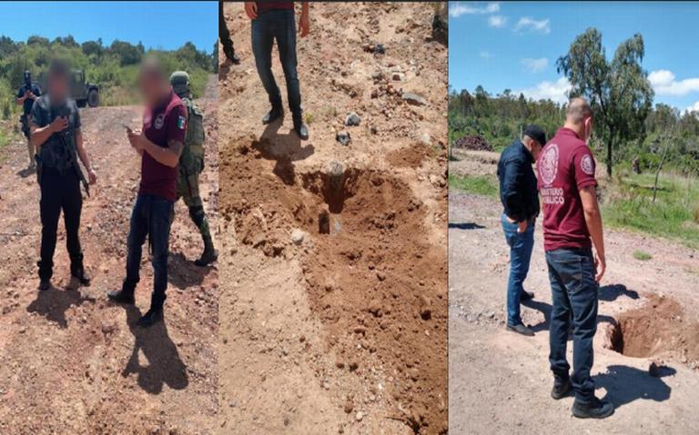 Tomas clandestinas de gasolina en Estado de México