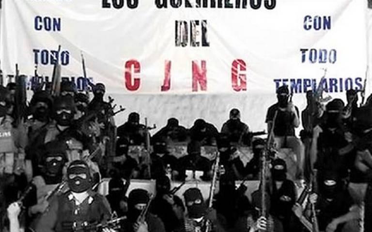 Detienen a dos miembros del Cártel de Jalisco Nueva Generación en Veracruz