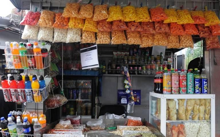 Alianza Nacional de Pequeños Comerciantes piden dar marcha atrás a prohibición de comida chatarra
