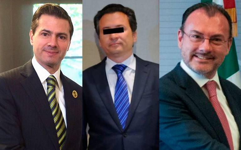 Emilio Lozoya presenta denuncia sobre hechos de su participación en el caso Odebrecht