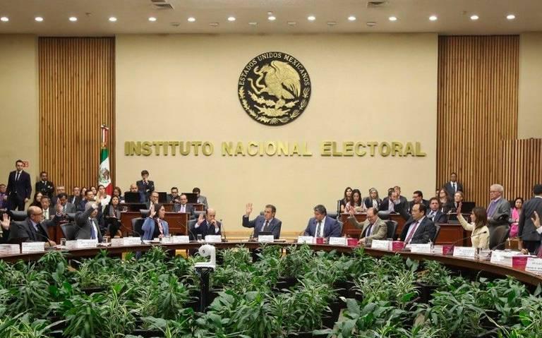 Presupuesto del INE incrementará 5.5%, solicitará más de 20 mil millones de pesos