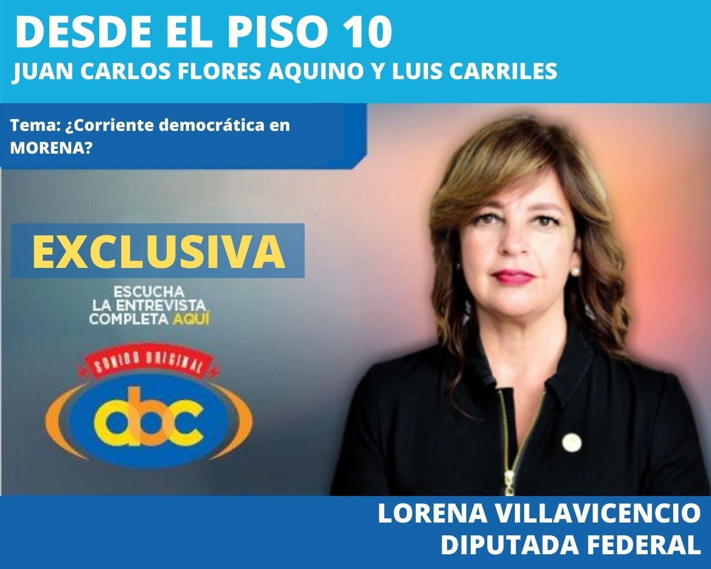 15 millones de empleos perdidos durante contingencia sanitaria: Lorena Villavicencio