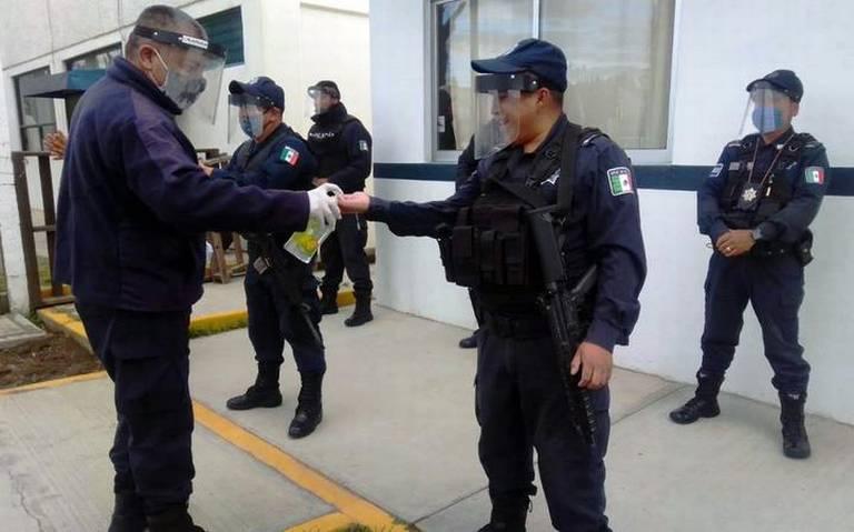 Secretaria de Seguridad Ciudadana, la dependencia con más riesgos por COVID-19