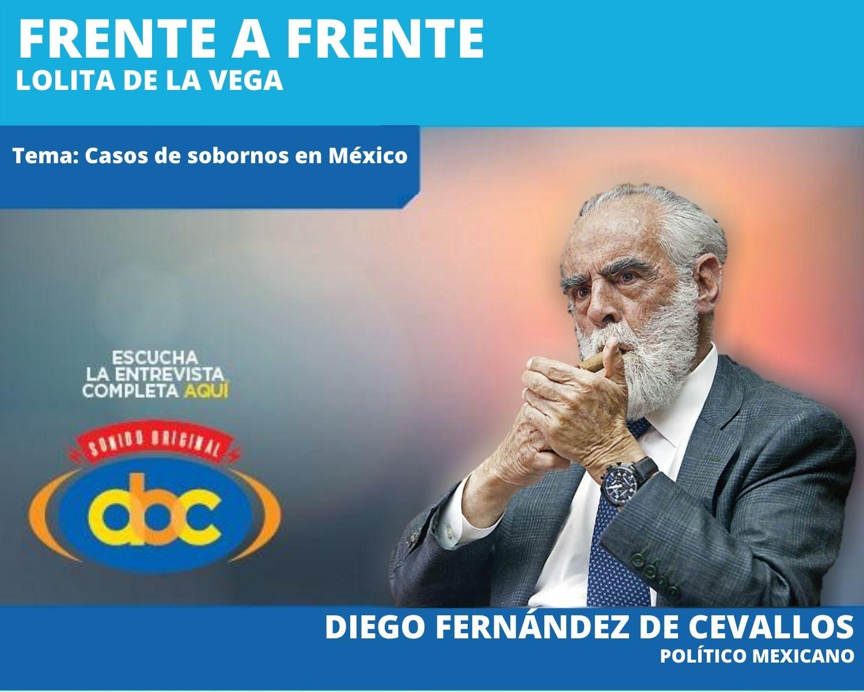 Prácticamente el 50 % de los que llegan a hospitales públicos (COVID-19) terminan muertos: Diego Fernández de Cevallos
