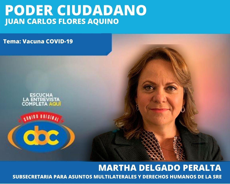 México tiene que ponerse en el lugar adecuado para poder tener acceso a grandes resultados: Martha Delgado