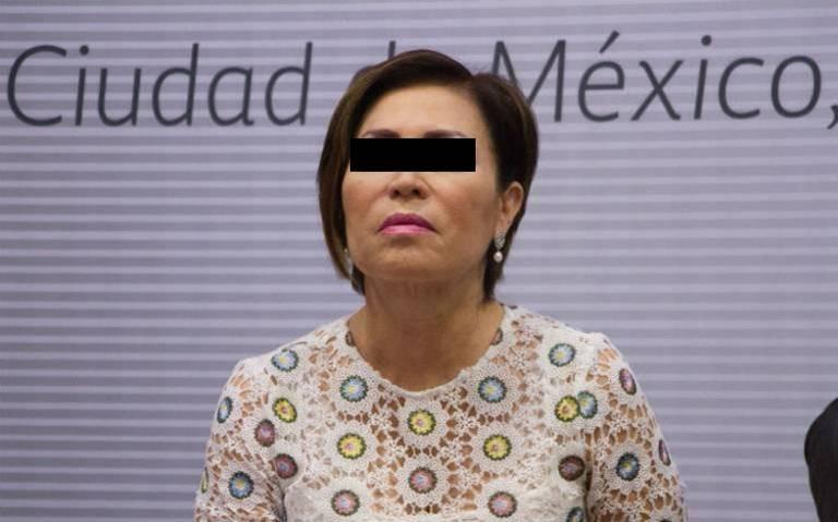 Rosario Robles, ex titular de la Sedesol, comparecerá ante juez en octubre