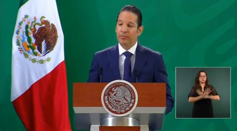 Acusaciones de Emilio Lozoya son calumnias e infamias: Francisco Domínguez Servién