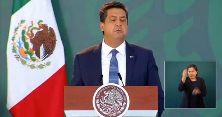 Denuncia de Alejandro Rojas Díaz Durán en mi contra, son difamaciones y calumnias asegura el gobernador de Tamaulipas
