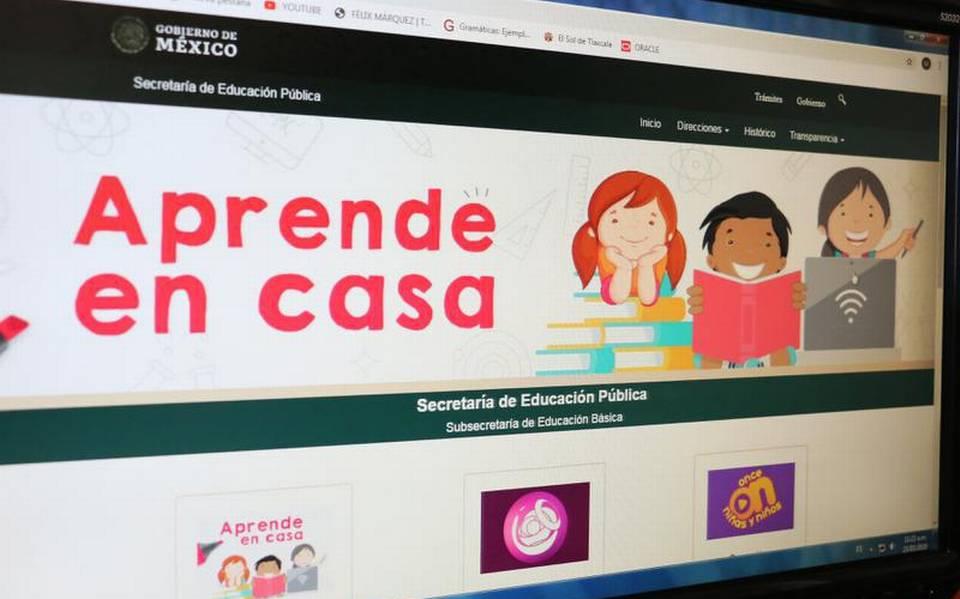 Andrés Manuel López Obrador aclara que los conductores de televisión habituales no serán quienes impartan las clases a distancia