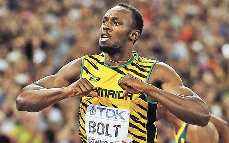 Usain Bolt, medallista olímpico, da positivo a COVID-19