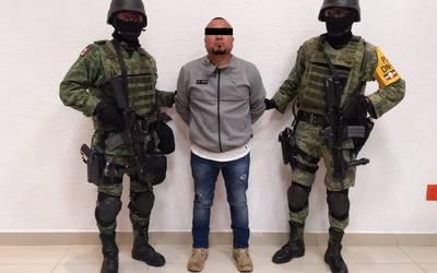 """Juez de control califica como legal la detención de """"El Marro"""""""