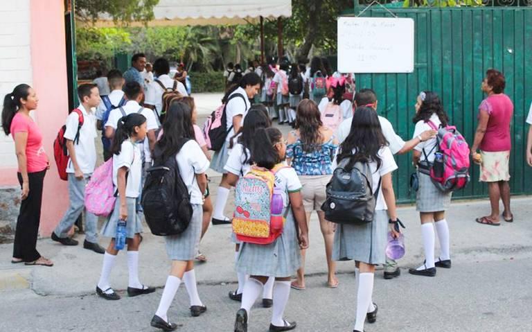 Gobierno de la Ciudad de México no dará apoyo a escuelas privadas