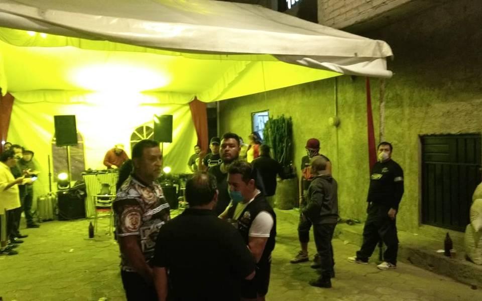 Cuauhtémoc, la alcaldía con más fiestas clandestinas