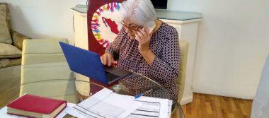 Apoya ISSSTE a más de 20 mil adultos mayores con acompañamiento gerontológico vía telefónica durante la pandemia