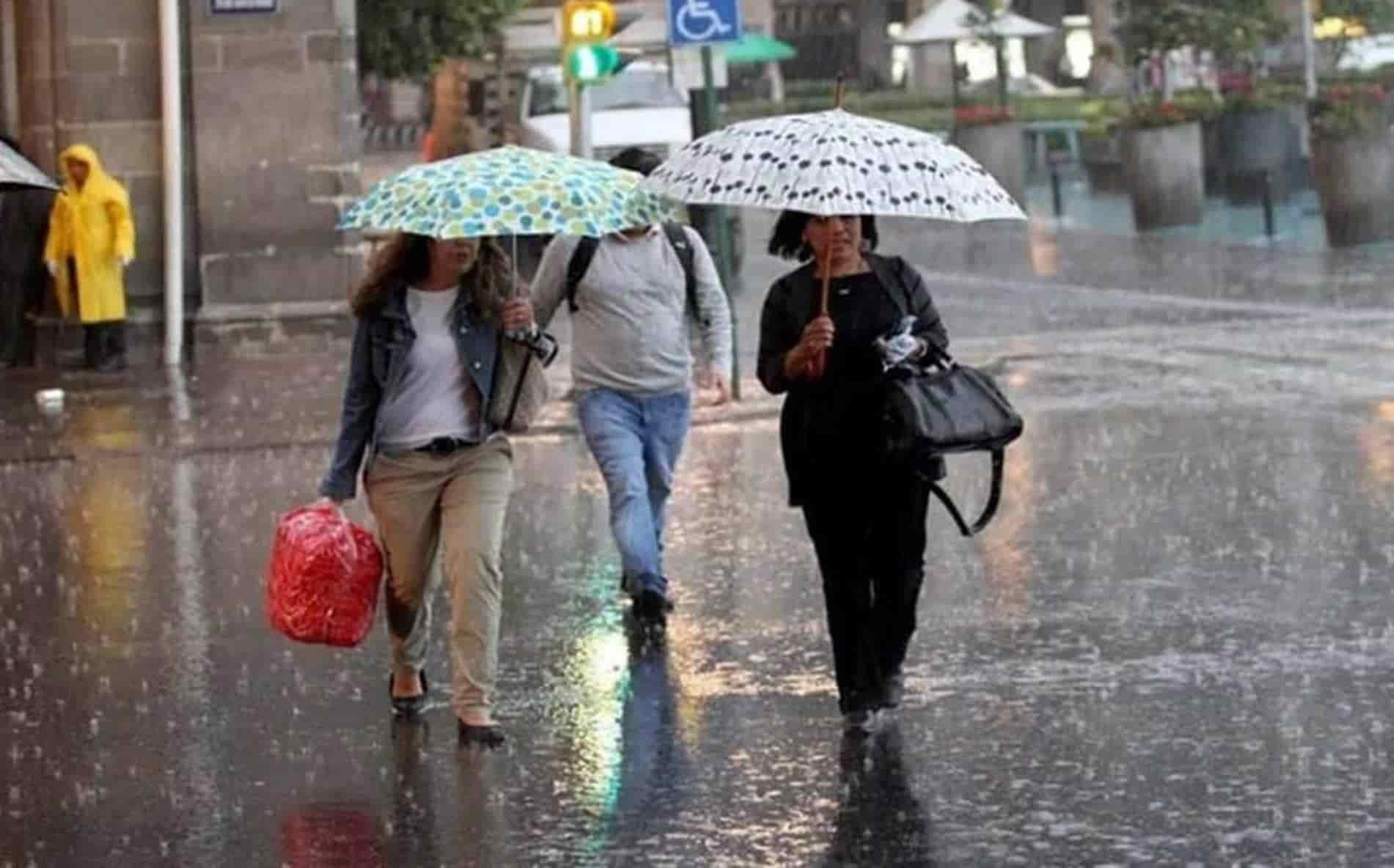 Se prevén este jueves lluvias ligeras en la capital por la tarde- noche