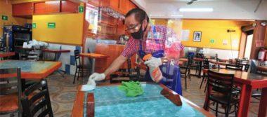 Por COVID-19, cierran 90 mil restaurantes
