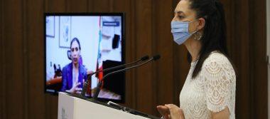 Se mantiene Semáforo Epidemiológico Naranja del 10 al 16 de agosto en la Ciudad de México