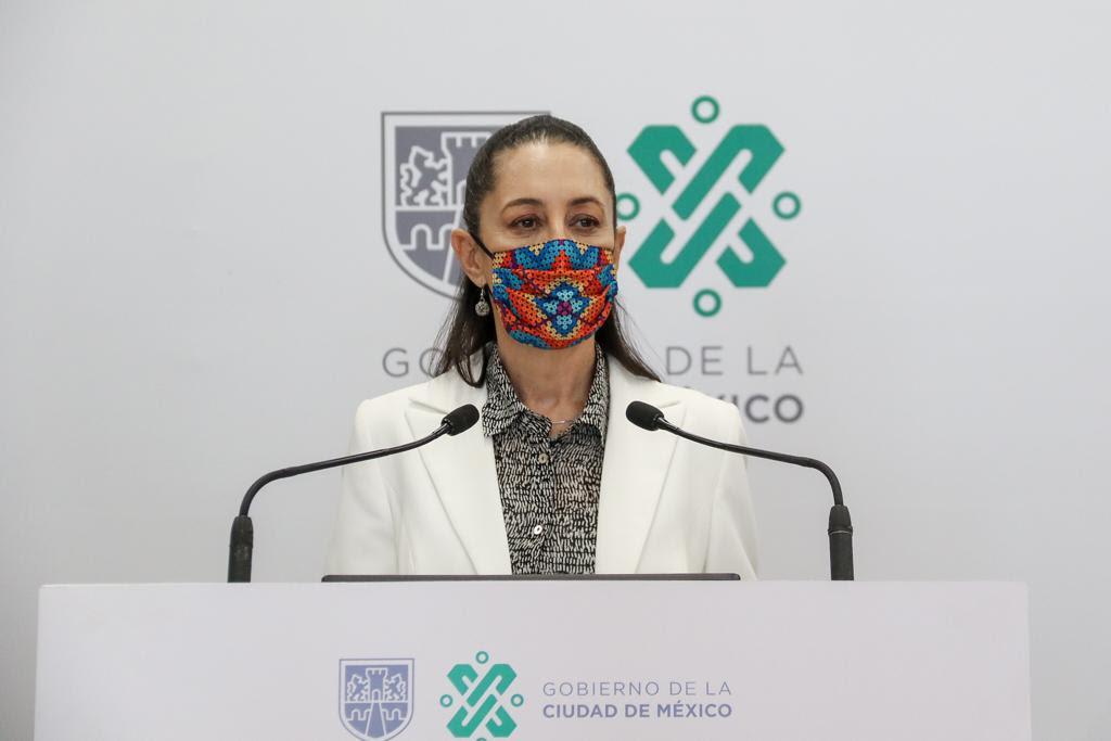 Habilita Gobierno de la Ciudad de México sitio electrónico para consultar colonias prioritarias
