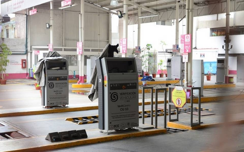Reinicia verificación vehicular en Ciudad de México