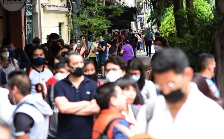 OPS advierte que pico de pandemia por COVID-19 en México será en este mes