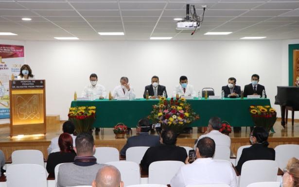 Presentan a la Doctora Rocío Cárdenas como directora del Hospital de Pediatría del Centro Médico Nacional Siglo XXI