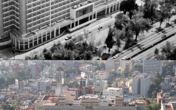 """Edificio central del IMSS cumple 70 años, es el """"cerebro"""" de la seguridad social en México"""