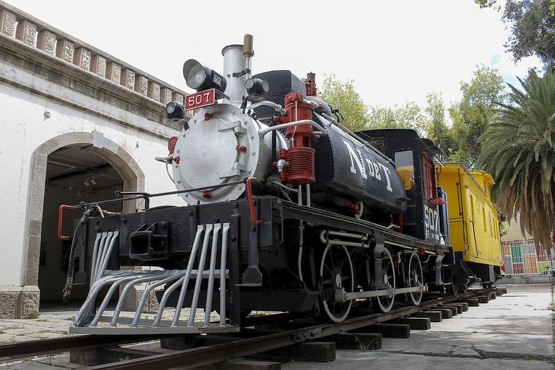 Cierra temporalmente el Museo de los Ferrocarrileros para salvaguardar la salud