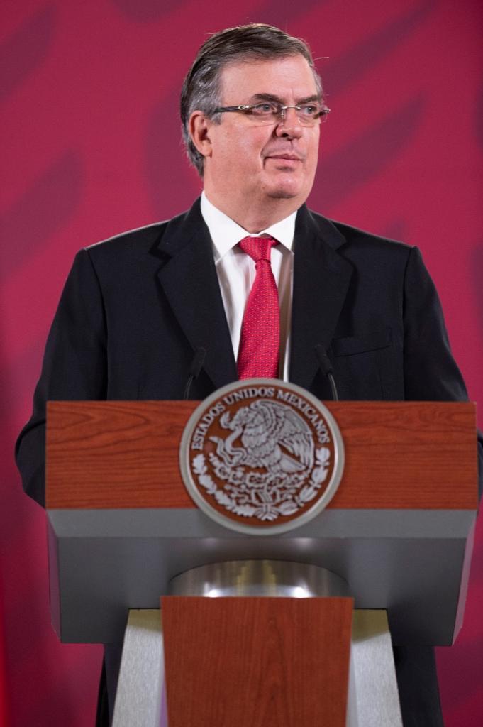 México está presente en tiempo y forma para acceder a la vacuna contra el COVID-19: Ebrard