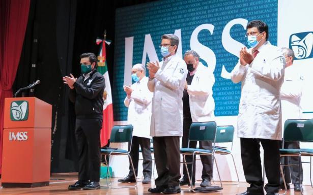 IMSS anuncia plan para reanudar servicios médicos que fueron suspendidos por el COVID-19