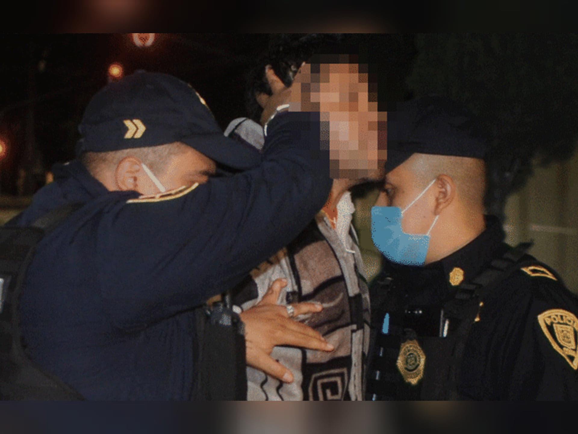 Detienen a violador serial de la Alcaldía Miguel Hidalgo