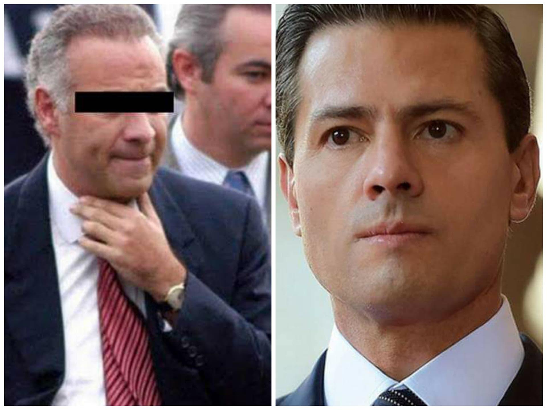 ExAbogado del ExPresidente Peña Nieto inicia proceso judicial por desvió de fondos