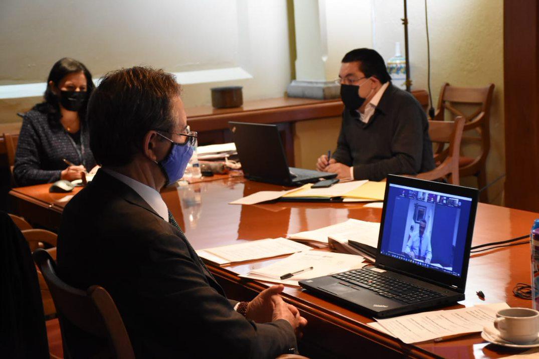 Participan televisoras y radiodifusoras de instituciones de Educación Superior en transmisión de programa Aprende en Casa II
