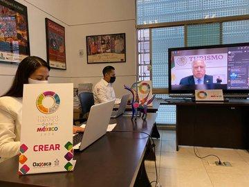 Inaugura Miguel Torruco el primer Tianguis Turístico Digital