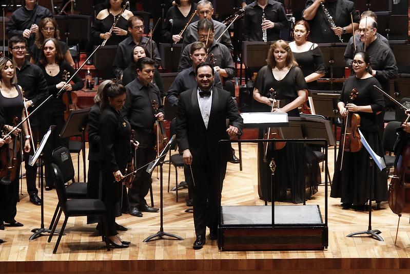 Orquesta Filarmónica de la Ciudad de México rememora sucesos del 2 de octubre de 1968