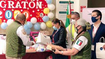 Beneficiará Migratón 2020 del INM a población en contexto de movilidad en México