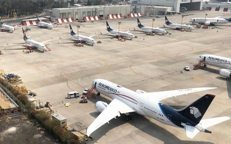 Aerolínea rompe récord del vuelo más largo en la aviación mexicana