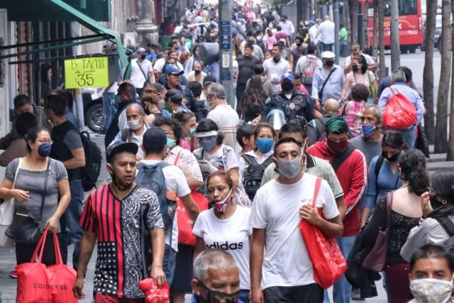 Ciudad de México en foco rojo al acercarse a los 100 mil contagios por COVID-19