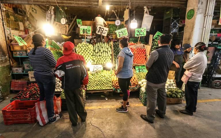 Se desperdician más de 13 mil toneladas de comida al día en la Ciudad de México