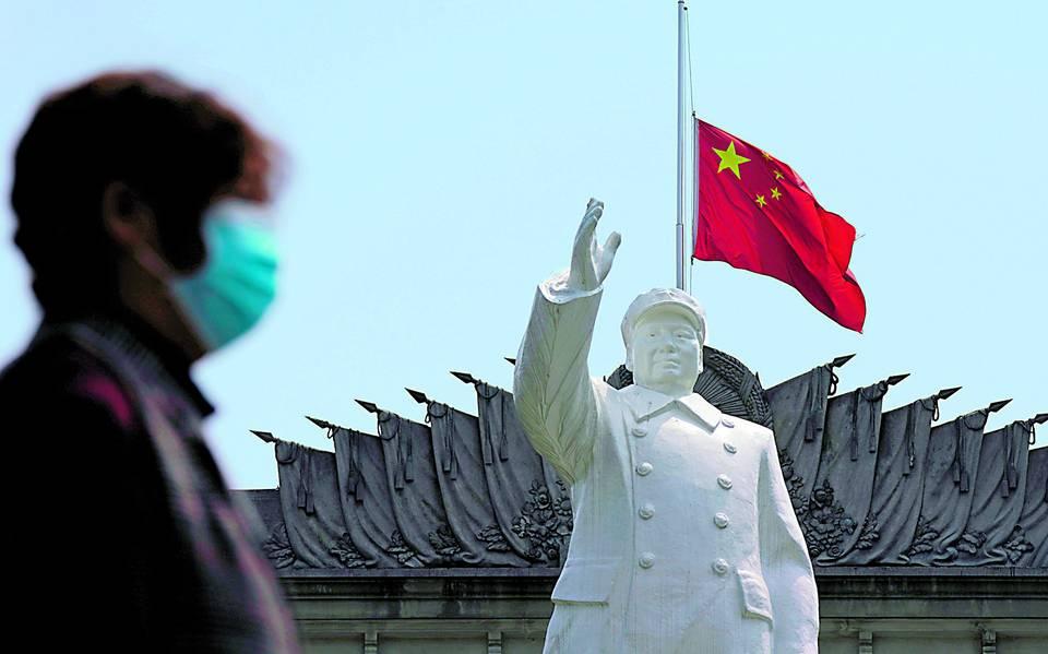 China anuncia que esta venciendo al COVID-19
