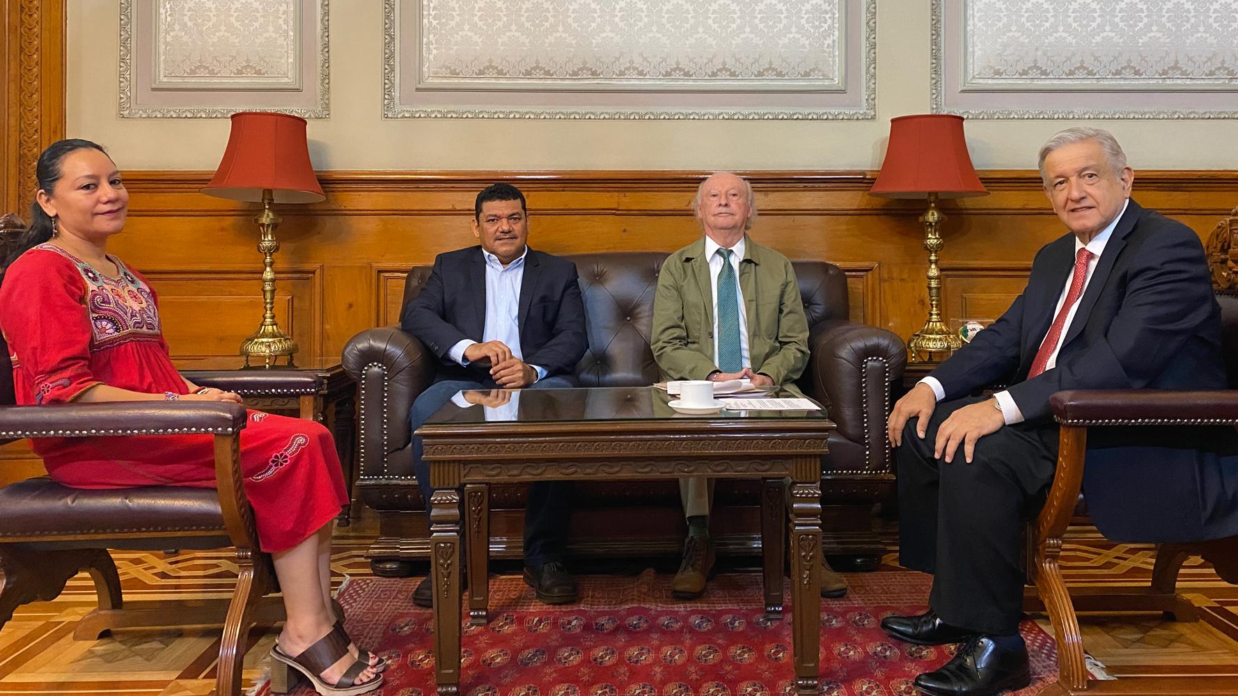 López Obrador oficializa cambios en Semarnat y Bienestar tras la salida de Manuel Toledo