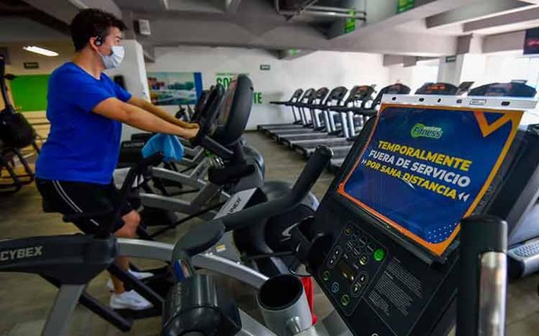 Gobierno de la Ciudad de México alerta que actividades de cardio elevan riesgo de contagio de COVID-19