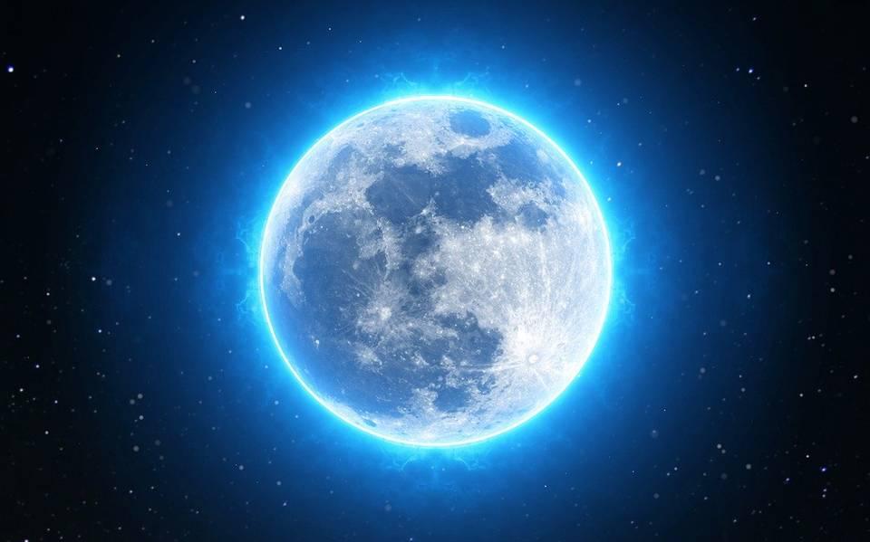 Luna Azul para la noche del 31 de octubre