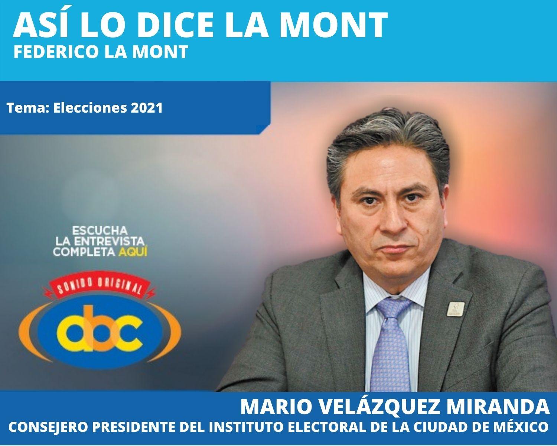 Por primera ocasión se podrá elegir la Figura de la Diputación Migrante en la Ciudad de México: Mario Velázquez