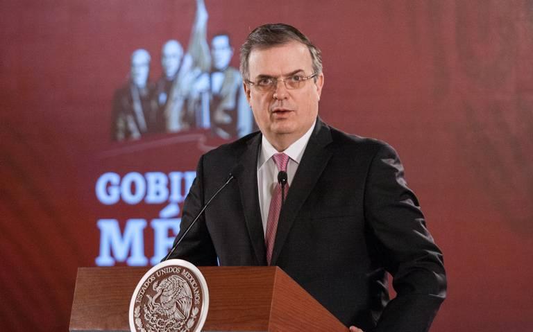 Marcelo Ebrard pide mantener comunicación en G20 para enfrentar retos globales