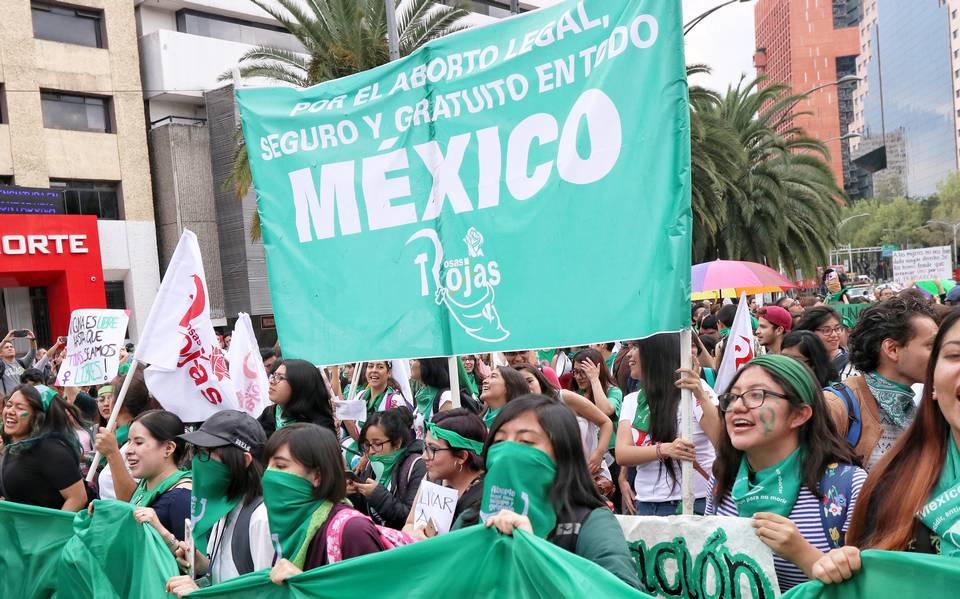 Ciudad de Méxicorefrenda el derecho a la Interrupción Legal del Embarazo