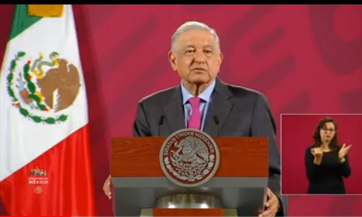 """""""Gobierno de Chihuahua utiliza el conflicto del agua como bandera política"""", acusa AMLO"""