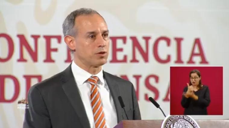 27 de los 32 estados tienen reducción de la epidemia de Covid-19 : López Gatell