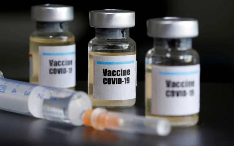 Vacuna contra COVID-19 podría llegar a México en marzo de 2021