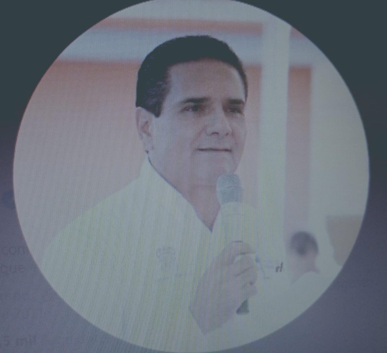 Silvano Aureoles Gobernador del estado de Michoacán, dio positivo al Coronavirus