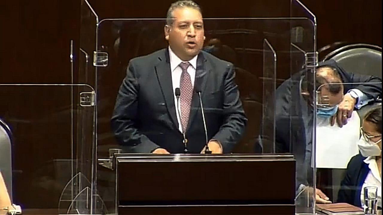 Partido político Morena, busca militarizar la ciberseguridad